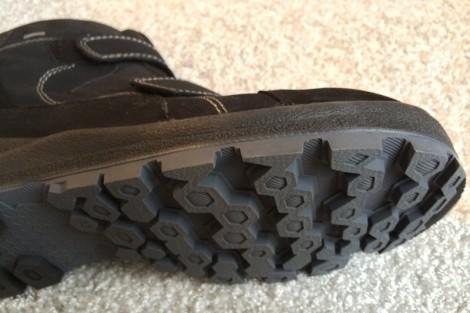 Legero-Schuhsohlen