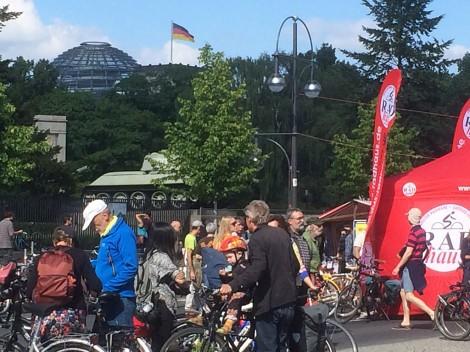 Fahrradsternfahrt Berlin